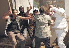 Zekeriya Taştan'a gelen vurdu giden vurdu!