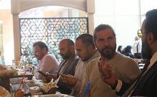 Engin Altan Düzyatan,Katar'da hayranlarıyla buluştu