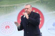 İstanbul'da tarihi gün! Cumhurbaşkanı Erdoğan: Söz verdik, yaptık, yapacağız