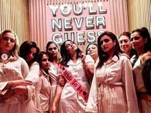 Priyanka Chopra'dan bekarlığa veda partisi