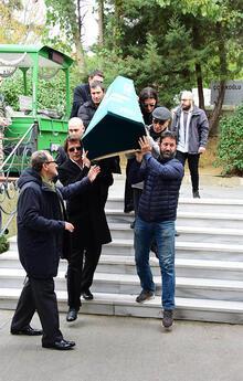 Mehmet Günsür'ün acı günü