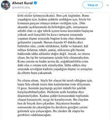 Murat Cemcir tarafını belli etti!