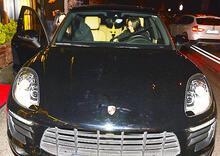 Zehra Çilingiroğlu arabasını çizmiş!