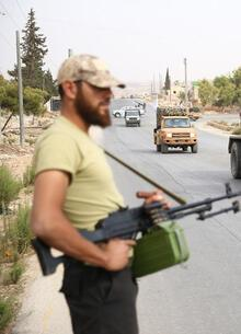 Son dakika... İdlib'de flaş gelişme!