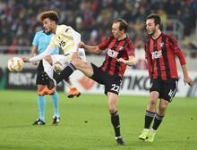 Spartak Trnava - Fenerbahçe maçından fotoğraflar
