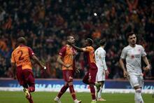 Galatasaray - Demir Grup Sivasspor maçından fotoğraflar