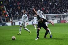 Beşiktaş - Malmö maçından fotoğraflar