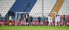 Kasımpaşa - Beşiktaş maçından fotoğraflar