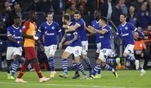Schalke 04 - Galatasaray maçından fotoğraflar