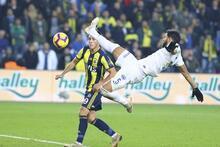 Fenerbahçe - Kasımpaşa maçından fotoğraflar