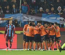 Trabzonspor - Medipol Başakşehir maçından fotoğraflar