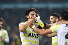 Fenerbahçe-EY Malatyaspor maçından kareler