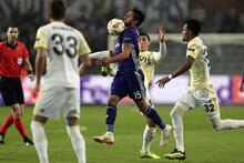 Anderlecht - Fenerbahçe maçından fotoğraflar