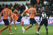 Medipol Başakşehir - Beşiktaş maçından fotoğraflar