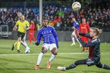 Sarpsborg 08 - Beşiktaş maçından fotoğraflar