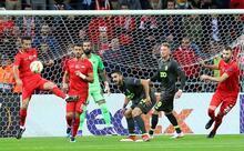 Standard Liege - Akhisarspor maçından fotoğraflar