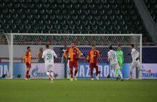 Lokomotiv Moskova - Galatasaray maçından fotoğraflar