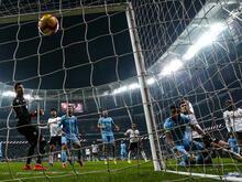 Beşiktaş - Trabzonspor maçından fotoğraflar