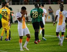 Akhisarspor - Galatasaray maçından fotoğraflar