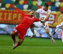 Göztepe-Antalyaspor maçından kareler