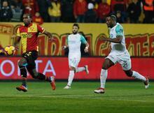Göztepe - Bursaspor maçından fotoğraflar