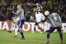 Fenerbahçe - Anderlecht maçından fotoğraflar