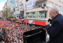 Büyük final! Cumhurbaşkanı Erdoğan  50 günde 102 miting yaptı