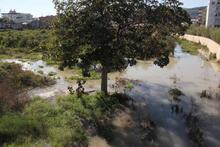 Yer: Mersin! Sular altında kaldı...