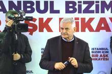 Binali Yıldırım: İstanbul bizim geleceğimiz