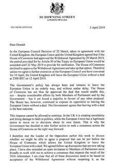 Son dakika... İngiltere'den flaş Brexit talebi