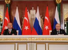 Cumhurbaşkanı Erdoğan'dan 'İdlib' açıklaması: Atmamız gereken adımları attık, geri dönmemiz mümkün değil