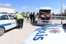 Servis minibüsünde korkunç ölüm! Polisler bile şoka girdi