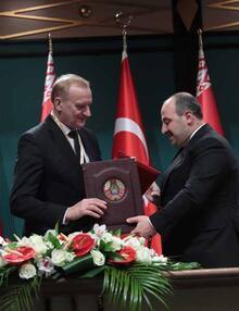 Cumhurbaşkanı Erdoğan ve Belarus Cumhurbaşkanı'ndan ortak açıklama