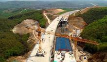 Kuzey Marmara Otoyolu'nda çalışmaların yüzde 71'i tamamlandı