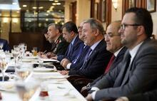 Milli Savunma Bakanı Akar'dan flaş açıklamalar!
