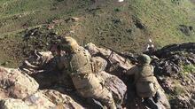 Bakanlık duyurdu! Kuzey Irak'taki teröristlere havadan ve karadan harekat
