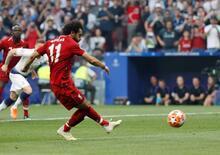 Salah'ın golü tarihe geçti!