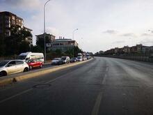 İstanbul'da bir vicdansız... Arkasına bile bakmadı!