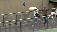 Meteoroloji uyarmıştı... Yağmur başladı!