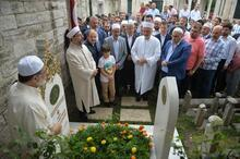 15 Temmuz şehidi İlhan Varank mezarı başında anıldı