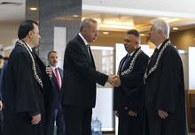AYM Başkanı Arslan'dan önemli açıklamalar!