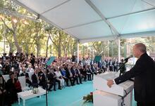Cumhurbaşkanı Erdoğan: 'İstanbul için yeni bir zenginlik'
