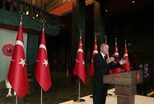 Cumhurbaşkanı Erdoğan: Çok yakında farklı bir aşamaya geçireceğiz