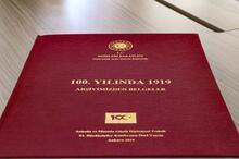 100 yıla özel! İlk kez yayınlanıyor