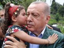 Cumhurbaşkanı Erdoğan Artvin Yusufeli'nde müjdeyi verdi: Kararnameyi imzaladım