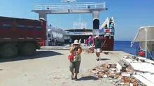 Avşa Adası'nda feribot faciası!