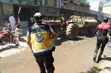 Suriye'nin kuzeyinde bombalı saldırı: 1 ölü, 11 yaralı