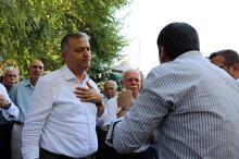 Şehitler Abidesi önündeki HDP eylemine tepki gösterdi