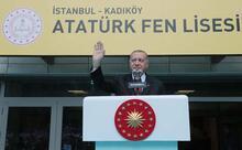 Cumhurbaşkanı Erdoğan: Ders müfredatlarını objektif bir anlayışla yeni baştan hazırladık