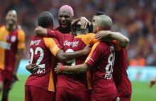Galatasaray-Kasımpaşa maçından fotoğraflar...